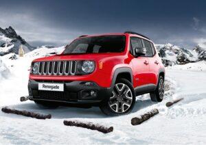 Jeep revoit la gamme du Renegade