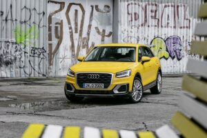 Audi France porté par les SUV