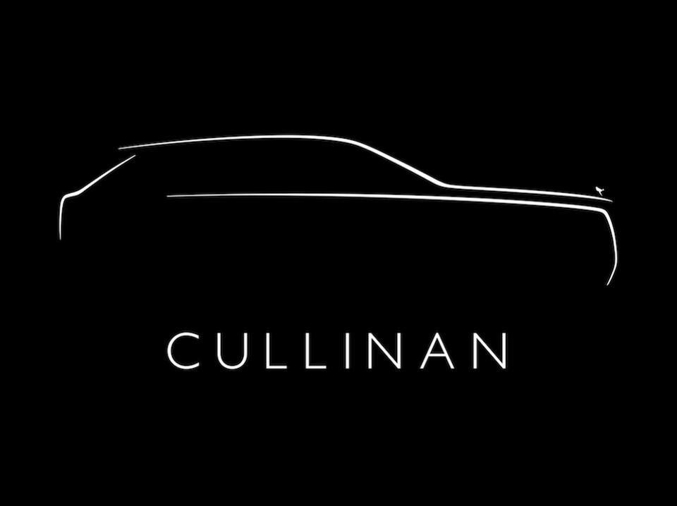 Quel nom pour le premier SUV Rolls-Royce ?