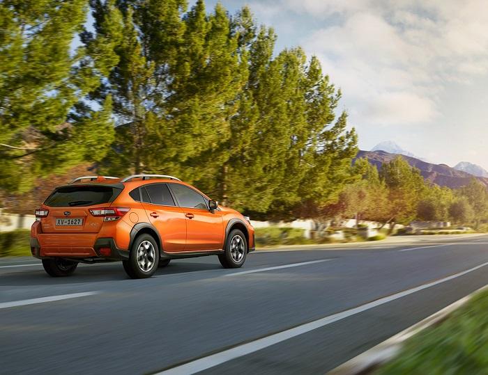 Subaru offre trois ans d'assurance