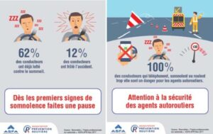 Sécurité routière : les conduites à risques des professionnels