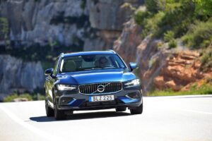 Volvo XC40 hybride rechargeable : sobrement efficace