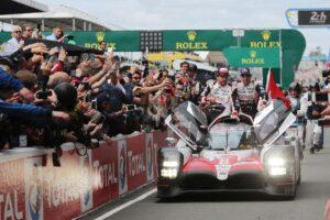 Toyota enfin couronné aux 24 Heures du Mans