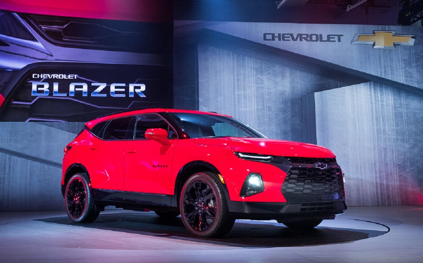 Chevrolet produira son nouveau Blazer… au Mexique !