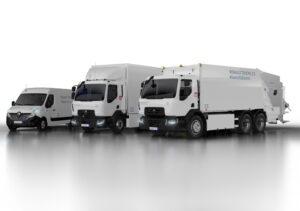 Renault Trucks sort l'artillerie lourde électrique