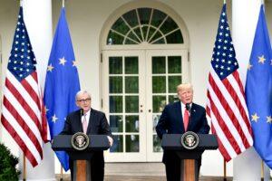Europe-USA : vers des droits de douane réduits à zéro ?