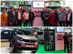 Le Groupement des agents Citroën partenaire de Dangel