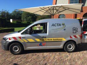 Acta s'attaque à l'assistance des véhicules électriques