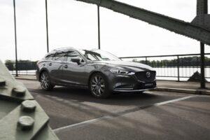 Le véhicule du mois : la Mazda6