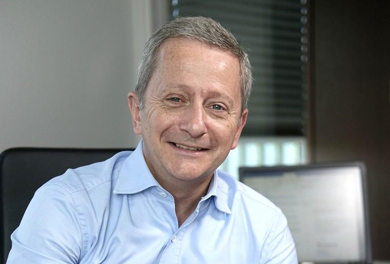 Stéphane Antiglio, président de Parts Holding Europe.