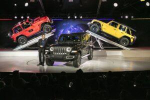 FCA parie sur Jeep et le Michigan