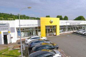 Nouvelle concession Renault pour le groupe Gueudet à Lisieux