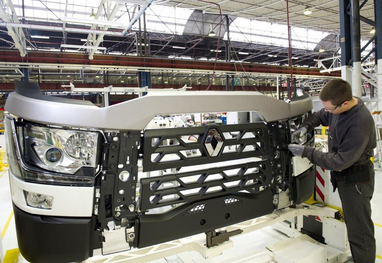 Renault Trucks conforte son leadership en France