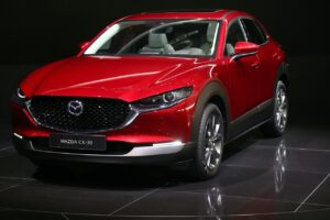 Mazda prépare l