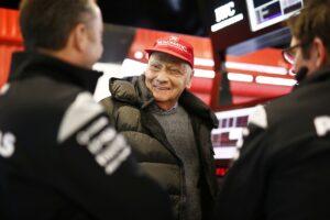 Disparition de Niki Lauda