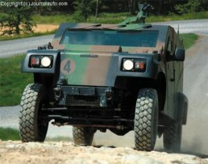 Véhicules militaires : Opération PVP