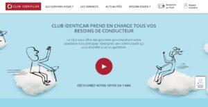 Le Club Identicar atteint les 1 500 concessions partenaires
