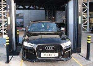 PLD Auto adopte le portique d'inspection Tchek