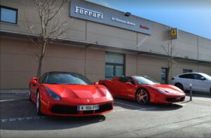 SF Grand-Est reprend la concession Ferrari du Cannet
