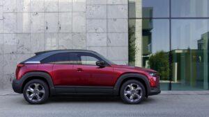 Mazda ouvre les commandes du MX-30 en Europe