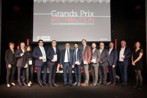 Les lauréats des Grands Prix de la Distribution Automobile 2019 sont...