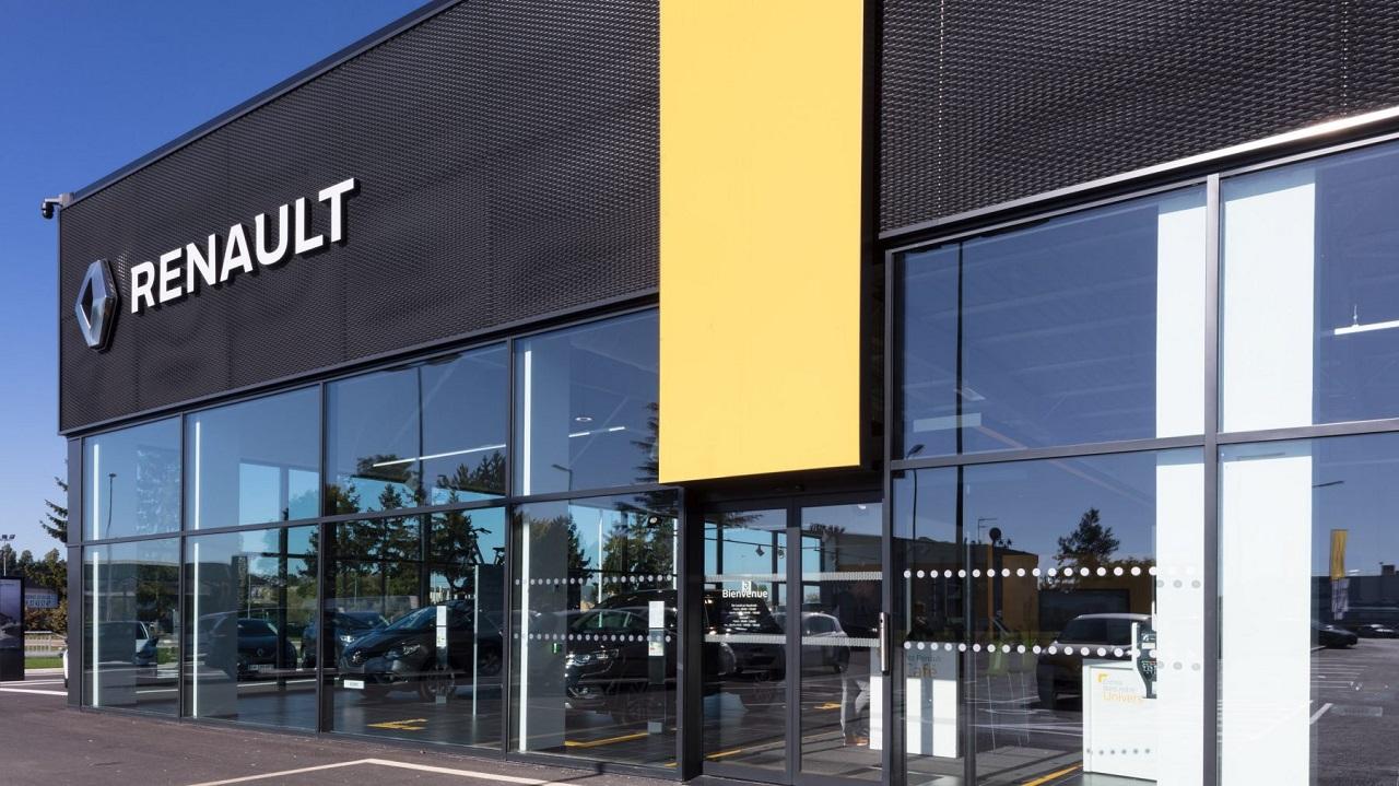 Renault propose 130 agences à reprendre