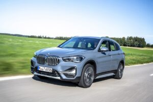 BMW X1 : pour rester en tête