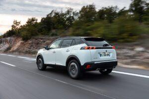 Peugeot 2008 : vitesse supérieure