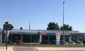 Le groupe Carwest entre dans le réseau Suzuki