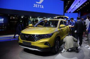 Bon démarrage pour la marque Jetta en Chine