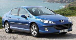Peugeot 407 : Deux turbos sinon rien