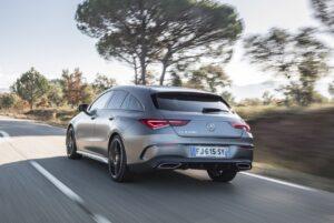 Mercedes-Benz CLA Shooting Brake : break de style