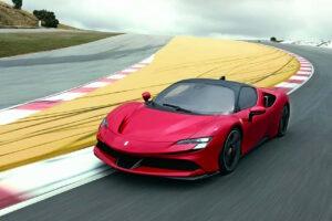 L'électrique attendra 2025 chez Ferrari