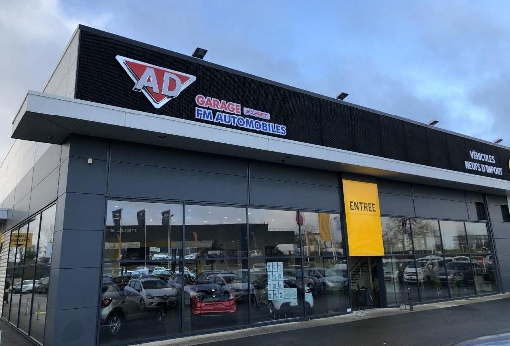 FM Automobiles devient mandataire à Vannes
