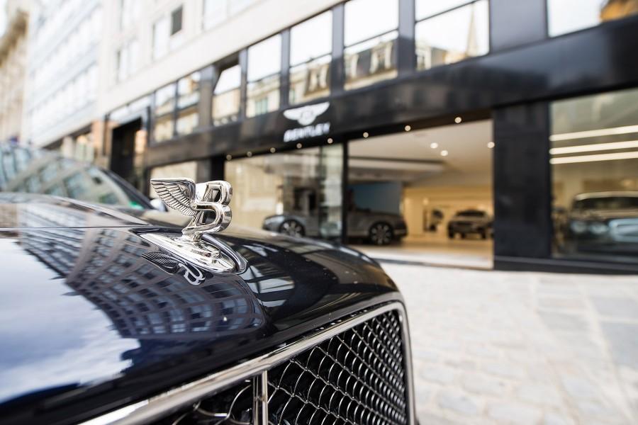 VGRF Paris-Seine veut vendre 60 à 80 Bentley d