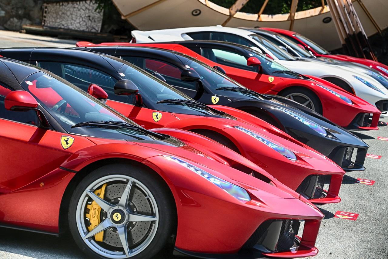 Ferrari franchit le cap des 10 000 livraisons