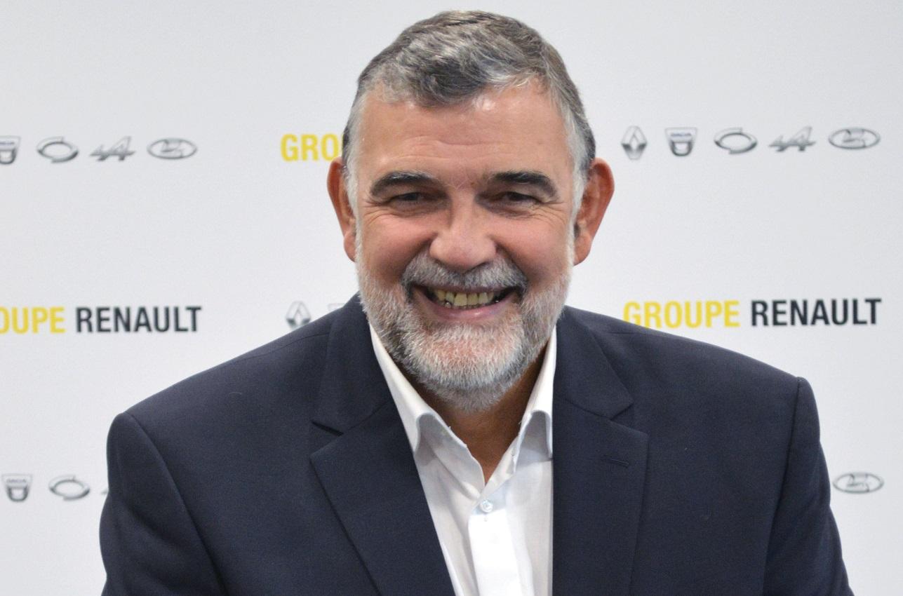Gilles Le Borgne, élu Homme de l
