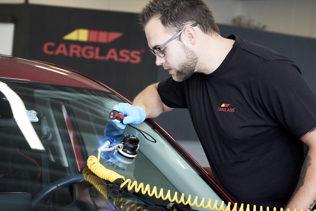 Avec une estimation de budget brut de 117,1 millions d'euros, Carglass a investi plus que toute autre enseigne, en 2019.