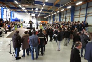 Alcopa Auction augmente ses capacités à Beauvais