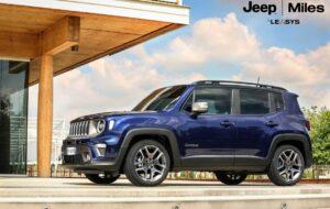 Jeep France lance le financement au kilométrage