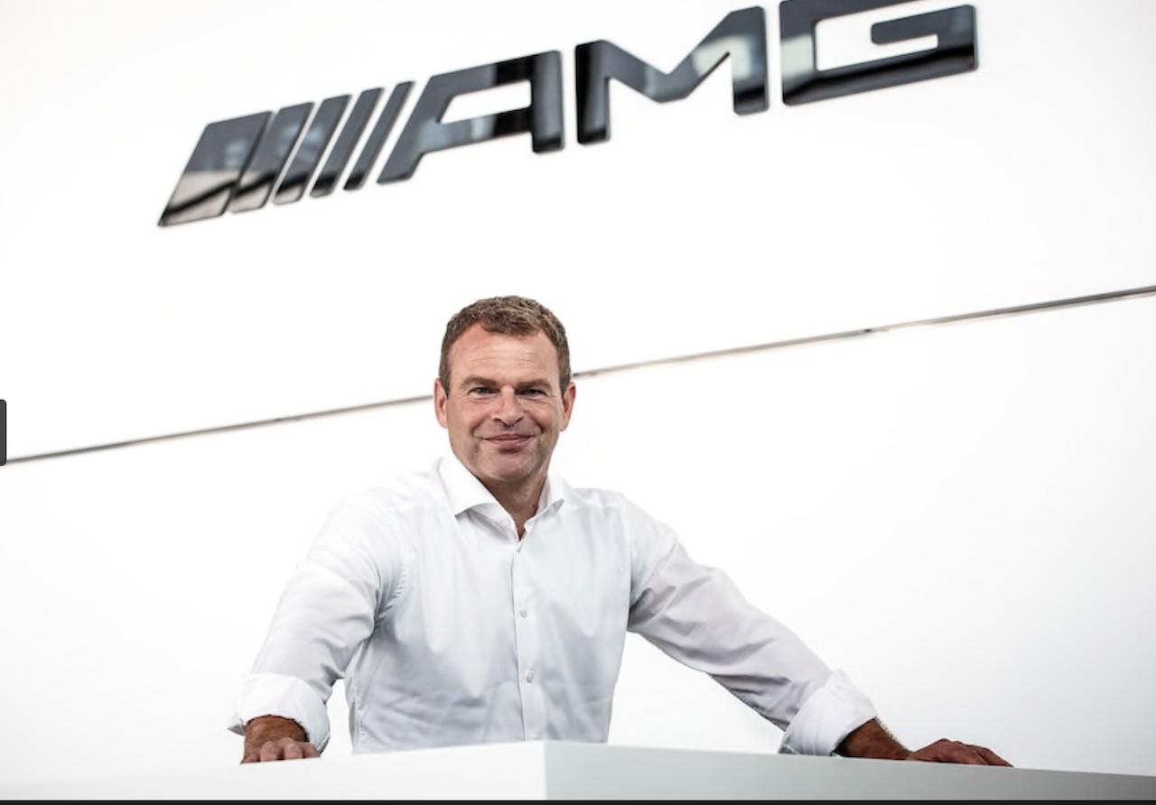 Un nouveau directeur général pour Aston Martin