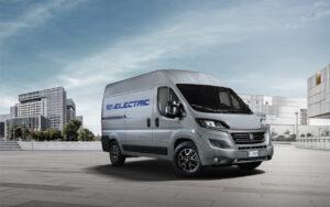 Fiat en phase finale de développement du E-Ducato