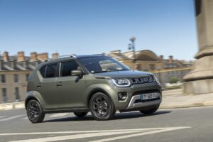 Suzuki se relance avec ses hybrides