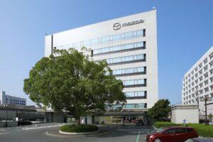Les usines Mazda reviendront à la normale en août