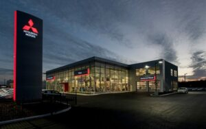 Mitsubishi gèle le lancement de ses modèles pour le marché européen