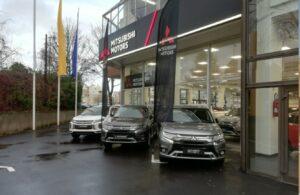 """Mitsubishi, c'est fini"" : les distributeurs s"