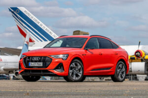 Audi e-tron Sportback : l