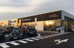 Le top 10 des distributeurs Renault-Dacia en France