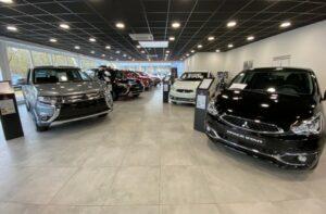 Mitsubishi : les distributeurs s'organisent