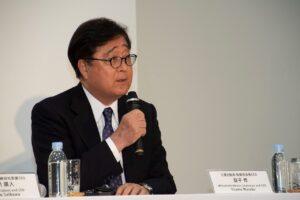 Osamu Masuko est décédé